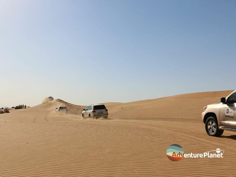 Convey Desert Safari