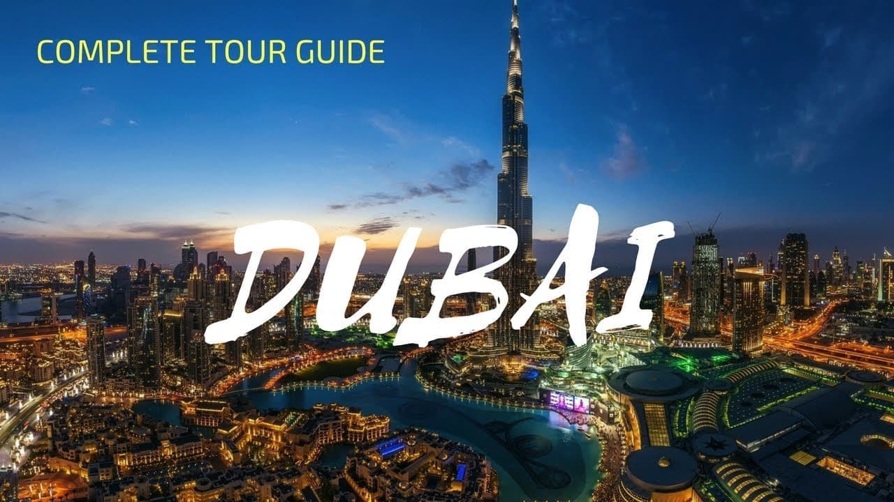 ultimate guide to dubai