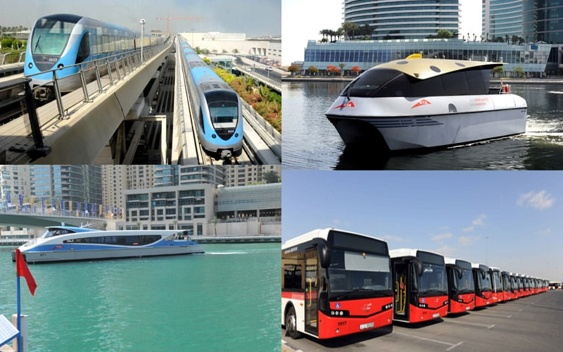 Dubai Transportation