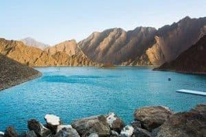 Water Dam Hatta